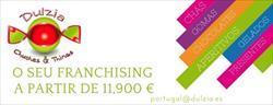 O SEU FRANCHISING DULZIA A PARTIR DE 11,900€