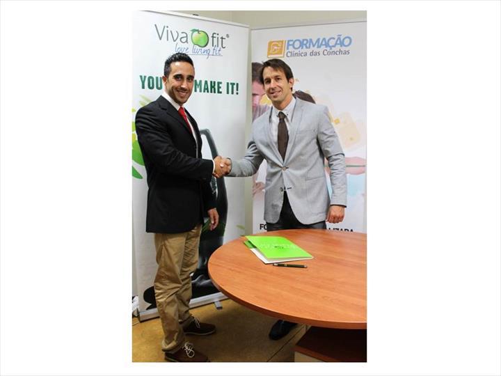 O Vivafit e o Centro de Formação da Clínica das Conchas,
