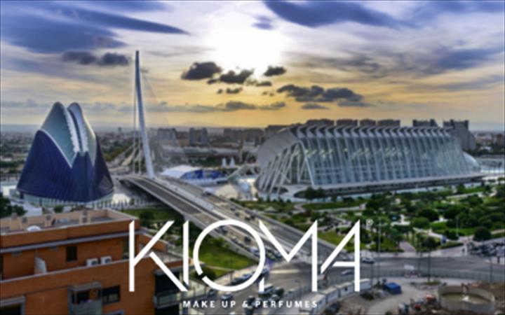A Kioma – Make Up & Perfumes continua a aumentar a sua rede de lojas.