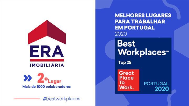 ERA entre as melhores empresas para trabalhar em Portugal